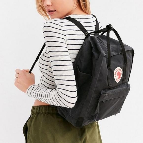 552950d4b8 New Fjallraven Kanken Backpack Black